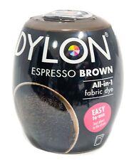 Espresso Brown Fabric Dye by Dylon