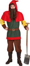 Orl - Herren Kostüm Zwerg zu Karneval Fasching