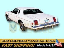 1979 Chrysler 300 Decals & Stripes Kit