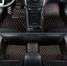 For 2017-2019 Alfa Romeo Giulia Stelvio-Custom type waterproof Car floor mat
