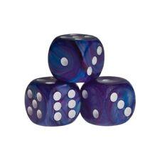 Cubo - Rio - blu - Plastica - 16 mm