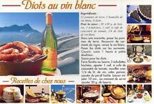 RECETTE Diots au Vin blanc