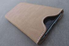 iPhone 7 Plus/6 s Custodia Cellulare In Pelle braun Case Cover Custodia