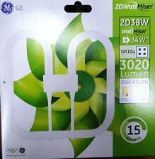 GE Energiesparlampen Kompaktlampen BL 2D28W 835 4PIN GR10q 2D28W weiss 1 St