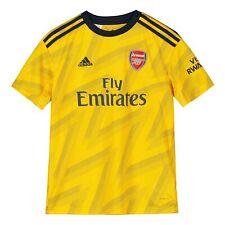 adidas Official Kids Arsenal FC Away Football Shirt Jersey Top 2019-20