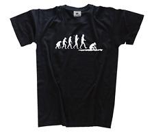 Standard Edition Kanadier Rudern Paddeln Kanu Kajak Evolution T-Shirt S-XXXL
