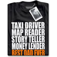Bestes Dad Ever Vatertag Weihnachten Geburtstag Geschenk Herren T-Shirt NEU
