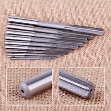 10x H7 HSS New Reamer Straight Shank Chucking Sharp Machine Milling Cutter Tools