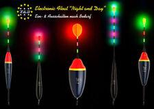 YAD Posen Night and Day LED Leuchtschwimmer versch Modelle/Tragkraft + Batterien