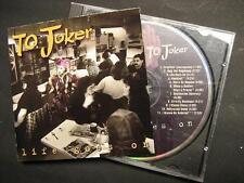"""T.O. JOKER """"LIFE GOES ON"""" - CD"""