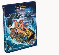 Atlantis: Milo's Return (DVD, 2003)