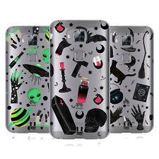 HEAD CASE DESIGNS SPOOKY NIGHT SOFT GEL CASE FOR HUAWEI PHONES 2