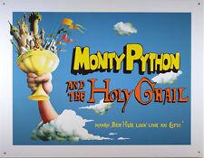 HOME Muro Stampa-VINTAGE MOVIE POSTER-Monty Python SANTO GRAAL-A4, A3, A2, A1