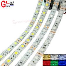 5M LED Strip 5050 DC24V 60LED/m Flexible LED Light RGB Warm White Red Green Blue