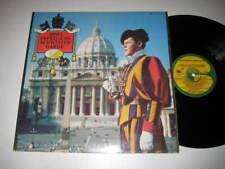 LP/Spiel Päpstliche Schweizergarde/Gold Records 11079/EX++