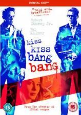 Kiss Kiss Bang Bang (Rental Copy), Very Good DVD, ,
