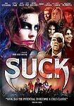 Suck (DVD, 2010) Vampire Horror Movie - Alice Cooper Iggy Pop Moby Cult Classic