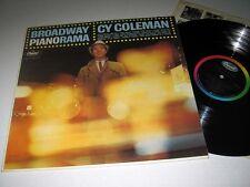 CY COLEMAN Broadway CAPITOL Mono VG++/NM-