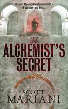 The Alchemist's Secret, Scott Mariani, New Book