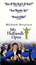 New Mr. Hollands Opus with Richard Dreyfuss (VHS, 1996)