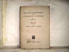 rass di giurisprudenza codice civ libro iv tit ii