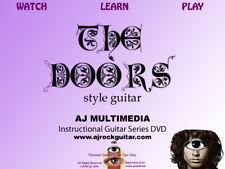 Custom Guitar Lessons, Learn Doors