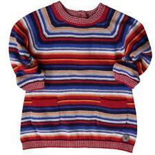 Bóboli niña vestido de punto de rayas talla 9 MON, 12 MON, 18 Mon