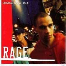 Rage - 2001 - Original Movie Soundtrack CD