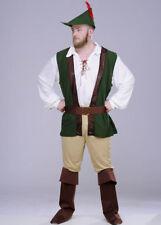 Homme Médiéval Homme Robin Hood Fancy Dress Costume
