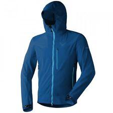 Giacca Uomo Guscio Alpinismo Escursionismo DYNAFIT MERCURY Durastretch Blue