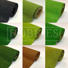 Grass Landscape Mat Rolls 120x60 Javis Wargame Scenery 00 N Gauge Model Railways