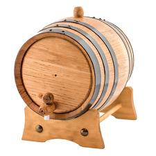 American Oak Barrel | Handcrafted using American White Oak Wood