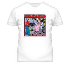 The Melvins Rock Grunge Electroretard White T Shirt