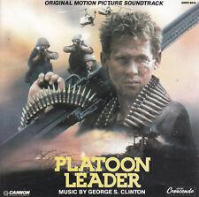 Platoon Leader-1988-Original Movie Soundtrack CD