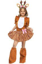 Brand New Oh Deer! Fawn Doe Reindeer Child Costume
