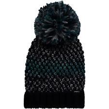 ccf85b9dd1eb5a O'Neill Beanie Hat Bw Crescent Wool Mix Beanie Black Striped