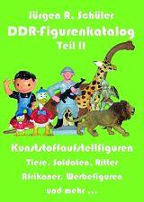 (0003) DDR Figurenkatalog Teil II , Tiere Saurier Ritter Soldaten Plaho, Band 3