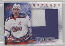 2013-14 Panini Prime Showcase Patches SP-JUS Justin Schultz Edmonton Oilers Card