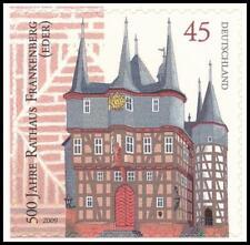 BRD MiNr. 2718 ** 500 Jahre Rathaus Frankenberg, postfrisch, selbstklebend