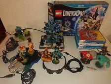 Starter Packs Skylanders Giants-Swap Force-Trap Team-../Infinity/Lego Dimensions