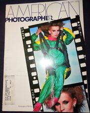 American Photographer 1980 Photo Raymond Depardon Nude Irving Penn Alvarez Bravo