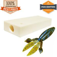 🔥 KVD Rodent Fishing Craw Lure Bait Mold Beaver Soft Plastic 75-100 mm