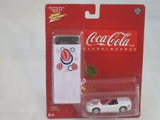 1998 CORVETTE   -  Coca Cola-1:64JOHNNY LIGHTNING