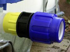 IBC Adapter Anschlußstück für 50 mm PE-HT Rohr #55