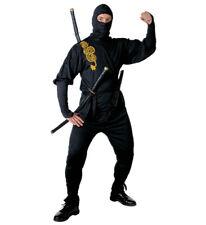 Costume Carnevale Uomo Travestimento Guerriero Ninja  PS 19839