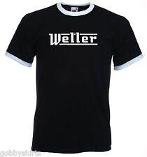 Mod Mens Ringer Tees, Slim Fit, Weller, Paul Weller, The Jam, Mods, T-shirt