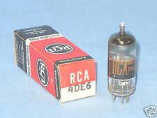 VACUUM TUBE ~ 4DE6 ~ RCA ~ NOS ~ 4DE6