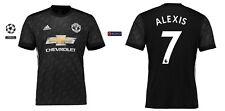 Trikot Manchester United 2017-2018 Away UCL - Alexis Sanchez 7 [152 - XXL] ManU