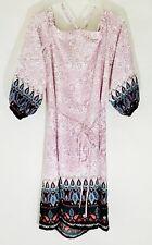 NWT Ann Taylor LOFT Vine Paisley Off The Shoulder Halter Dress_XXLP_L