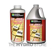 General Hydroponics Calimagic 32oz Quart, 128oz Gallon -calcium magnesium calmag